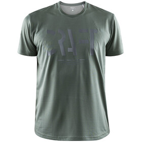 Craft Eaze Camiseta Running Hombre, gravity